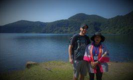 神秘の鰻温泉指宿でオミツしゃんとデート的スメ観光体験