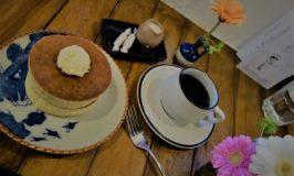 戸越銀座「ペドラ ブランカ」ホットケーキ